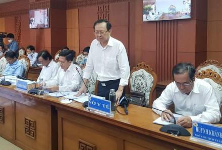 Vu mua may xet nghiem 7,23 ti dong o Quang Nam: De nghi kiem diem hang loat lanh dao cap so