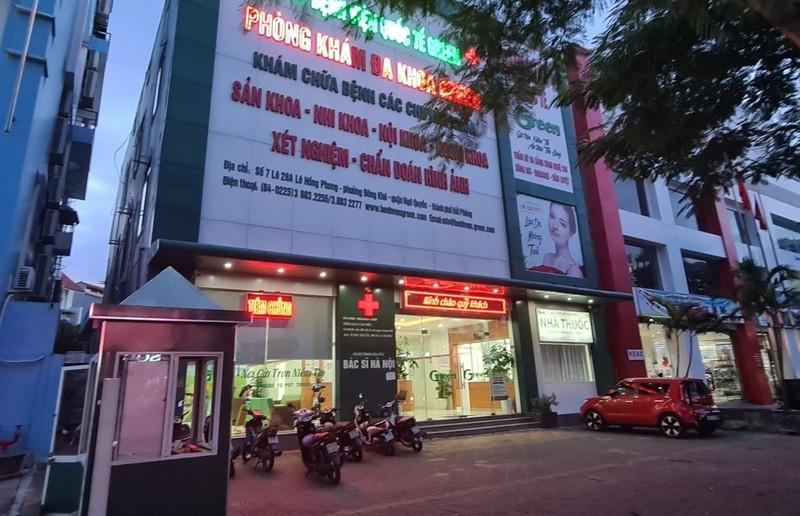 Dieu tra bac si phu trach TMV quoc te o Hai Phong dung bang dai hoc gia