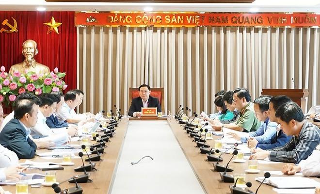 Vu bai rac Nam Son: Thanh uy Ha Noi giao Thanh tra thanh pho vao cuoc