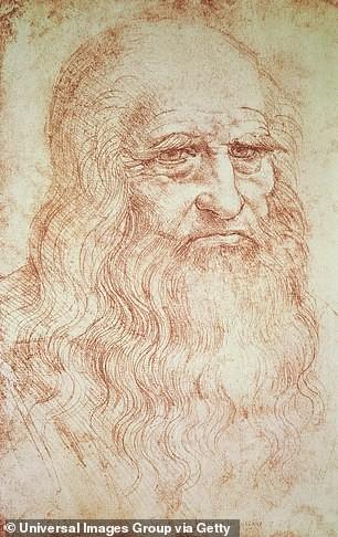 Xuat hien buc tranh chua tung biet den cua danh hoa Leonardo da Vinci?-Hinh-2