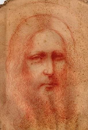 Xuat hien buc tranh chua tung biet den cua danh hoa Leonardo da Vinci?