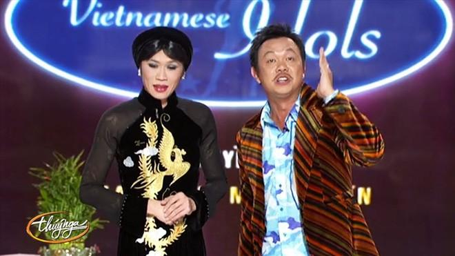 Tinh cam kho ai co duoc nhu Hoai Linh - Chi Tai