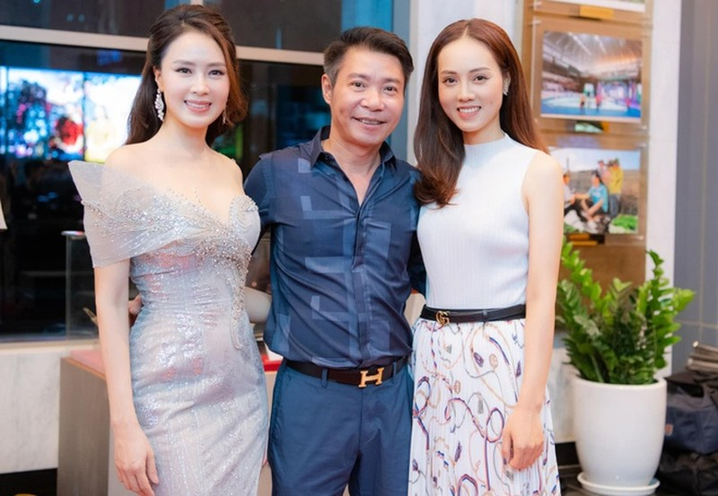 Hoang Thuy Linh va cac khach moi du le cuoi NSND Cong Ly-Hinh-3
