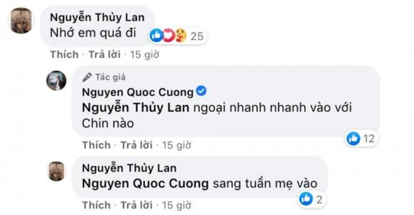 Cuong Do La tiet lo moi quan he voi me ruot Dam Thu Trang-Hinh-2