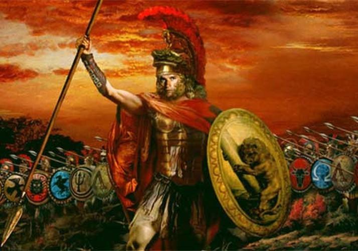 Bí mật người cận vệ được Alexander đại đế tin tưởng nhất