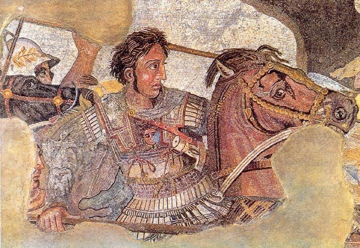 Cuộc đời huy hoàng ít biết của Alexander Đại đế