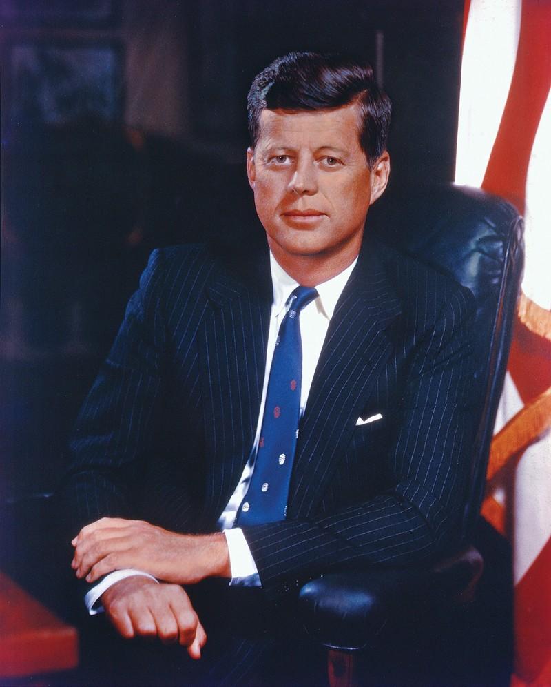 Nhung trung hop khong tuong giua 2 Tong thong My: Kennedy va Lincoln-Hinh-7
