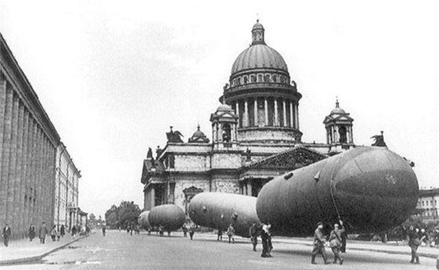 Kho tin cach Lien Xo qua mat Duc quoc xa bao ve di tich Leningrad-Hinh-6