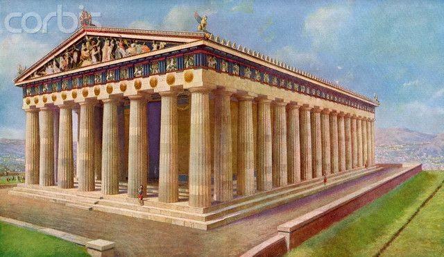 Su kien khien den Parthenon noi tieng Hy Lap bi hu hai nang-Hinh-5