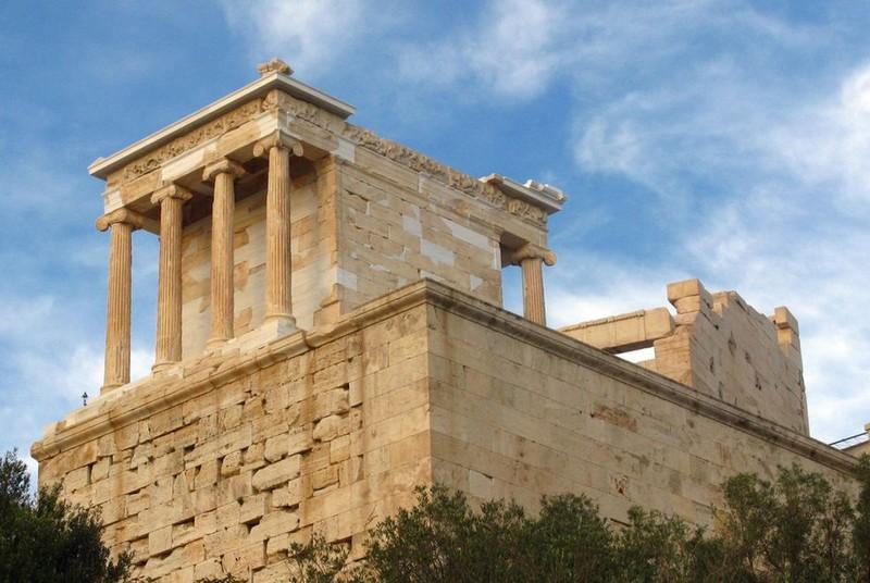 Su kien khien den Parthenon noi tieng Hy Lap bi hu hai nang-Hinh-8