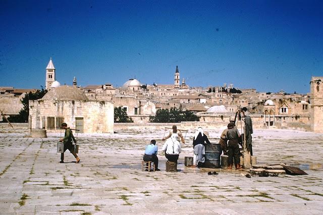 Anh hiem vung dat thanh Jerusalem o Israel thoi xua-Hinh-4