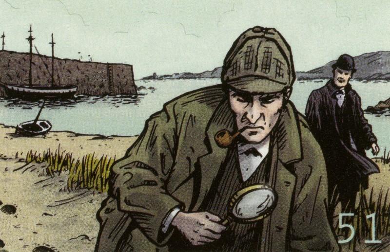 Dieu bat ngo ve nguyen mau doi that cua tham tu lung danh Sherlock Holmes-Hinh-7