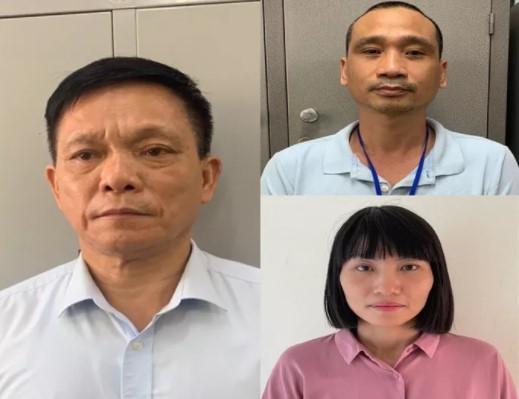 Bat nguyen giam doc Cong ty Xuat khau lao dong hang hai Vinalines