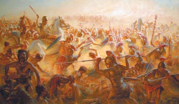 """Danh tuong lung danh de che Carthage khien La Ma """"mat an mat ngu""""-Hinh-4"""