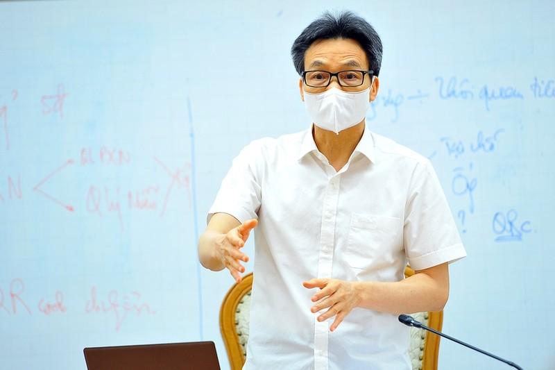 Pho thu tuong: