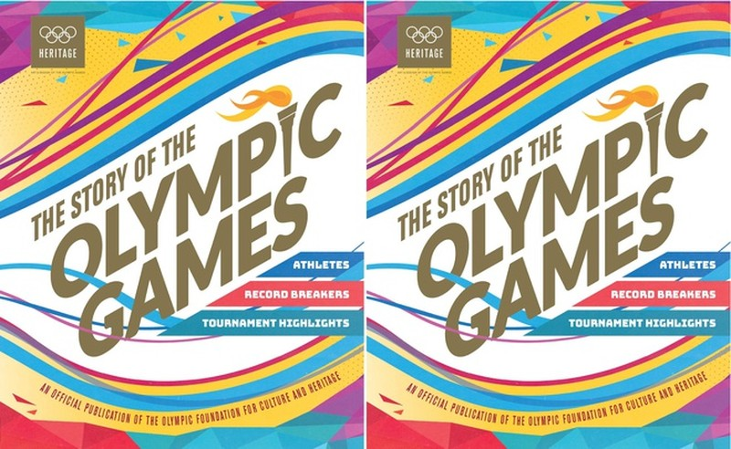 Nhung cuon sach kinh dien de doi ve the van hoi Olympic