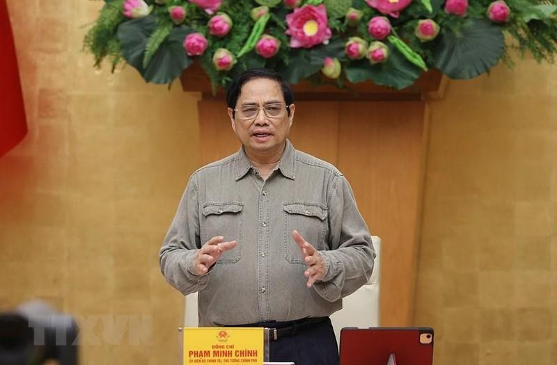 Thu tuong Chinh phu: Vung xanh, hoc sinh co the tro lai truong