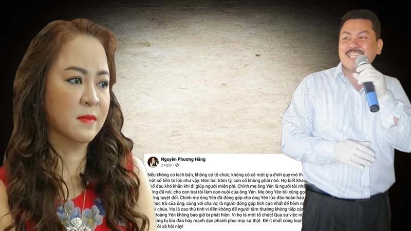 Phuc hoi dieu tra vu ba Nguyen Phuong Hang to cao ong Vo Hoang Yen