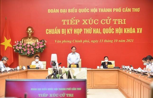 Thu tuong Pham Minh Chinh: Mo cua truong hoc tai nhung noi an toan-Hinh-2