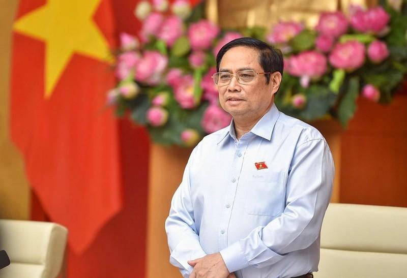 Thu tuong Pham Minh Chinh: Mo cua truong hoc tai nhung noi an toan