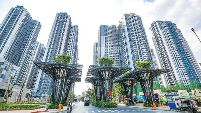 Kiem tra COVID-19 nguoi dan ong Han Quoc tu vong tai toa nha Goldmark City