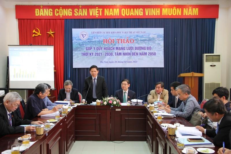 VUSTA to chuc Hoi thao gop y quy hoach mang luoi duong bo thoi ky 2021 – 2030-Hinh-2