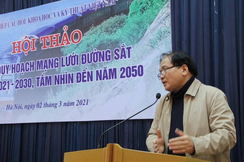 VUSTA gop y kien Quy hoach mang luoi duong sat cua Bo GTVT-Hinh-5