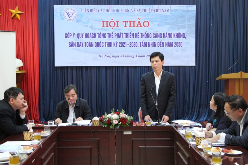 VUSTA gop y quy hoach tong the phat trien he thong cang hang khong, san bay toan quoc-Hinh-2