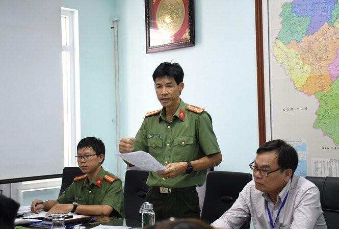 """Quang Ngai: """"Khong truong hop nao duoc ong Vo Hoang Yen chua khoi"""""""