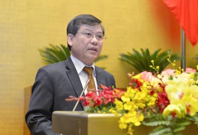 Vien truong VKSND toi cao Le Minh Tri: Chong oan, sai la nhiem vu xuyen suot