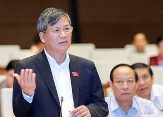 DBQH Nguyen Anh Tri neu 5 dau an cua Quoc hoi khoa XIV