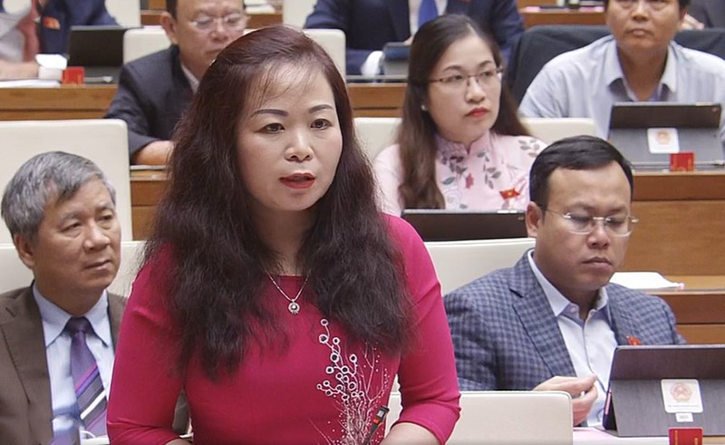 """DBQH Pham Thi Minh Hien: """"Su co xa hoi hoa sach giao khoa la bai hoc cay dang""""-Hinh-3"""
