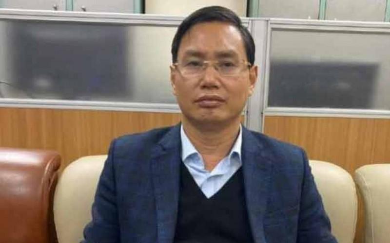 De nghi khai tru Dang voi nguyen Chanh van phong Thanh uy Ha Noi
