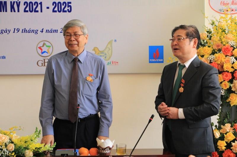 TSKH Phan Xuan Dung lam Chu tich Quy Ho tro sang tao Viet Nam-Hinh-4
