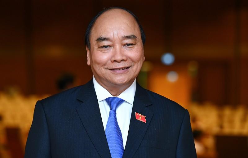Chu tich nuoc Nguyen Xuan Phuc ung cu dai bieu Quoc hoi tai TP.HCM