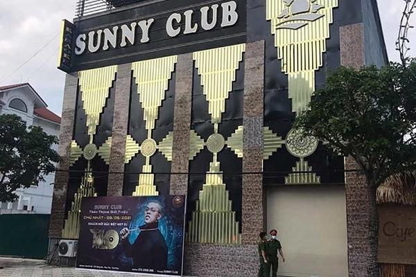 Vinh Phuc: Dieu tra clip nhay cam duoc cho la o quan karaoke Sunny-Hinh-2