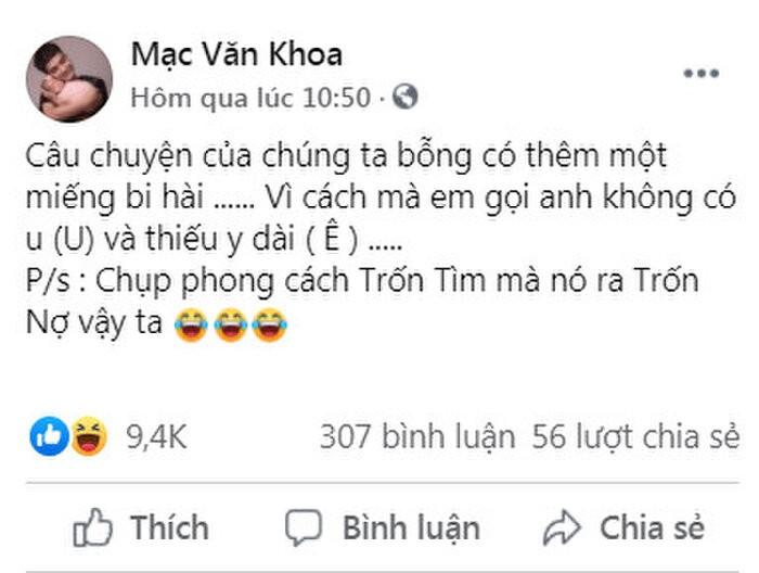 "Mac Van Khoa khien dan mang ""cuoi ngat"" khi cosplay Den Vau phien ban ""sieu lay sieu bua""-Hinh-2"