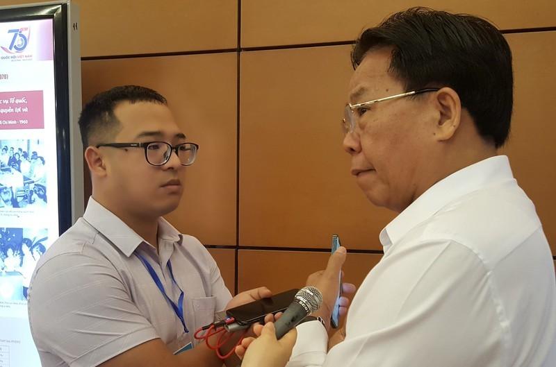 """Bay lac"" ma tuy o BV Tam than Trung uong I: Giam doc bi cach chuc co bi oan?-Hinh-2"