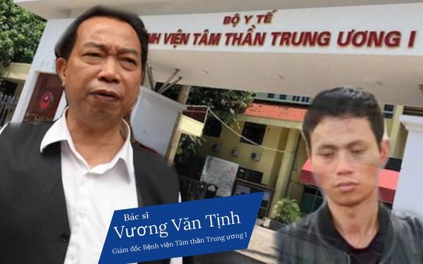 """Bay lac"" ma tuy o BV Tam than Trung uong I: Giam doc bi cach chuc co bi oan?"