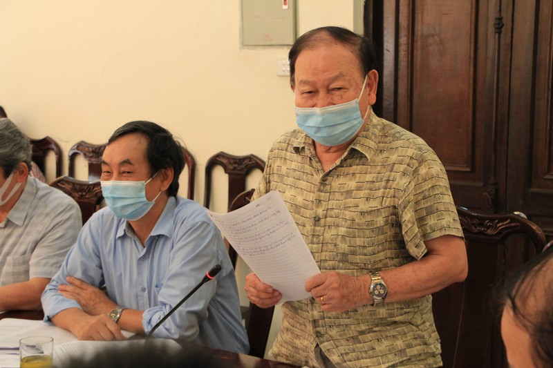 Nguyen lanh dao VUSTA dong gop cho De an to chuc bo may va hoat dong-Hinh-3