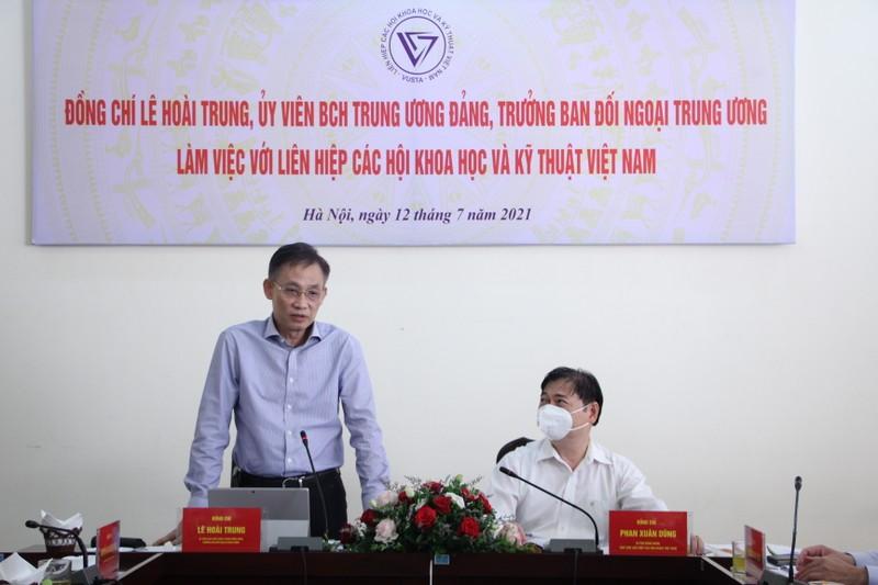 VUSTA thuc day hoat dong doi ngoai nhan dan, hop tac quoc te-Hinh-3