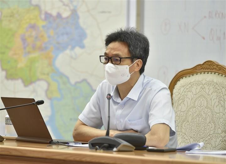 Pho Thu tuong Vu Duc Dam: Uu tien bao ve tinh mang va suc khoe cua nhan dan-Hinh-2
