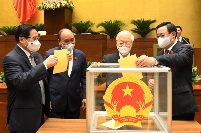 Ong Nguyen Xuan Phuc tai dac cu Chu tich nuoc-Hinh-2