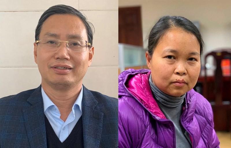 Bui Quang Huy Nhat Cuong hoi lo Giam doc So 300 trieu the nao?