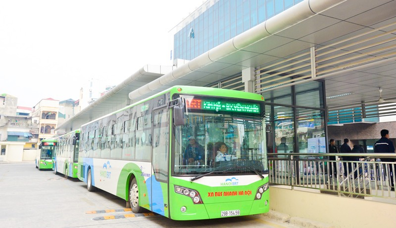 Sai pham du an buyt nhanh BRT: Cty Thien Thanh An huong loi gi?