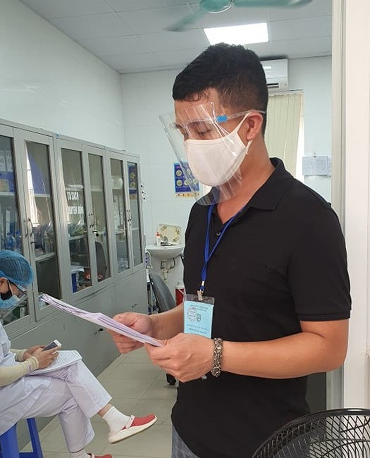 COVID-19: Cuu chien binh, Doan Thanh nien tham gia chong dich-Hinh-2
