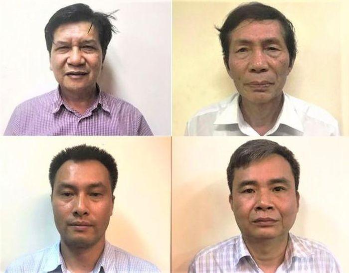 Nguyen chu tich VEAM tiep tuc bi de nghi truy to