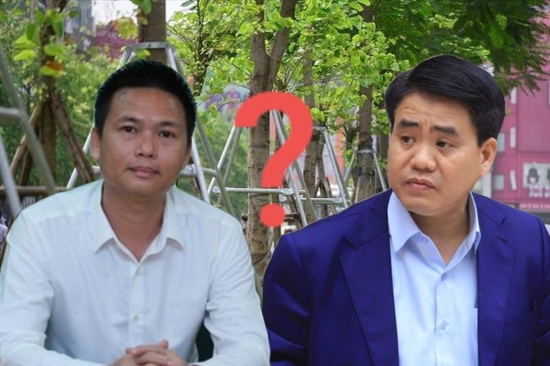 TGD cty cay xanh Ha Noi bi bat tung duoc ong Nguyen Duc Chung bo nhiem