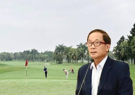"GD So Du lich Binh Dinh di danh golf giua dich: Bieu hien ""quan lieu"""