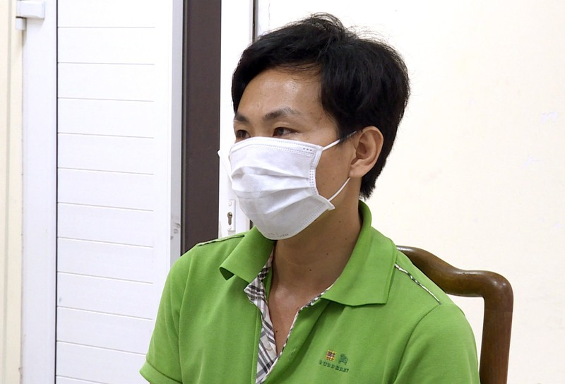 Bat qua tang Giam doc lam gia phieu xet nghiem COVID-19 tai Bac Ninh-Hinh-2